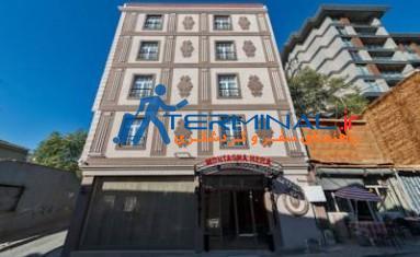 هتل مونتگرا هیرا استانبول